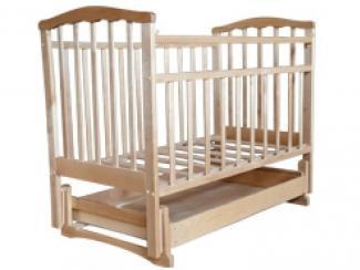 Кровать детская  Золушка 4 - Мебельная фабрика «Агат»