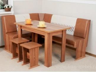 Компактный и недорогой кухонный уголок Остин 4 - Мебельная фабрика «Фран»