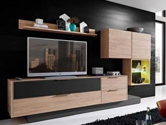 Гостиная стенка 6 - Мебельная фабрика «Курдяшев-мебель», г. Кемерово