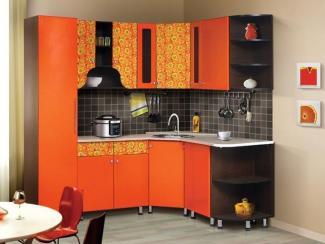Кухня Хохлома МДФ - Мебельная фабрика «Аджио»