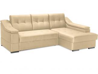 угловой кожаный диван Честер - Мебельная фабрика «Ладья»
