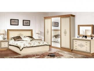 Спальный гарнитур «Николь 3Д1»