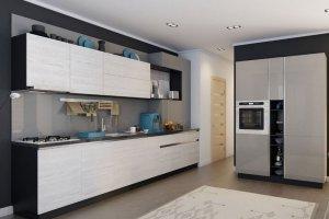 Кухня Nextra Дана - Мебельная фабрика «MGS MEBEL»