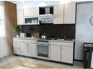 Кухня из ЛДСП 5 - Мебельная фабрика «Мебель Цивилизации»