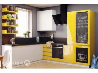 Кухонный гарнитур Сола  - Мебельная фабрика «Камеа (Квартира 48)»