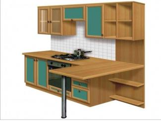 Кухня Марта ЛДСП - Мебельная фабрика «Гамма-мебель»