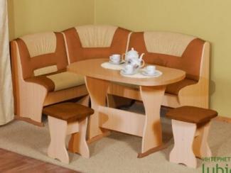 кухонный уголок тип 10 ольха - Мебельная фабрика «Любимый дом (Алмаз)»