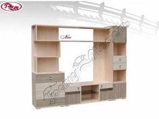 Стенка в гостиную  Киото - Мебельная фабрика «Гранд-мебель»