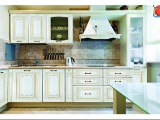 Кухонный гарнитур прямой Дафни - Мебельная фабрика «Альбина»