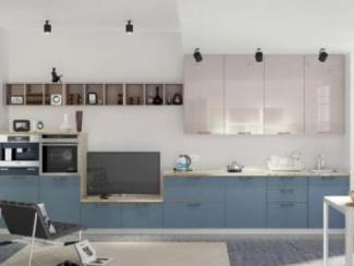 Кухонный гарнитур прямой Велле