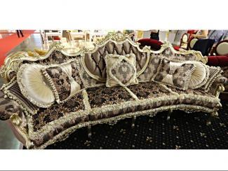 диван прямой Император - Мебельная фабрика «Максик»