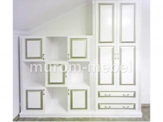 Шкаф Милано - Мебельная фабрика «Муром-мебель»