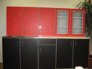 кухня Визит-К(красный с черным)