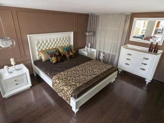 Спальня Бьянка - Мебельная фабрика «Камеа»