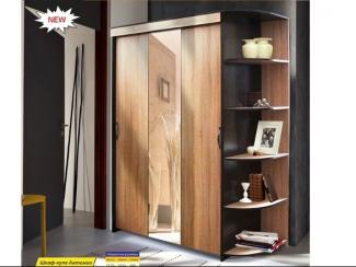 Шкаф купе Антонио - Мебельная фабрика «Премьер мебель»