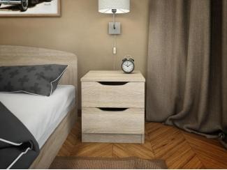 Прикроватная тумба ТЯ 40-20 - Мебельная фабрика «ВасКо»