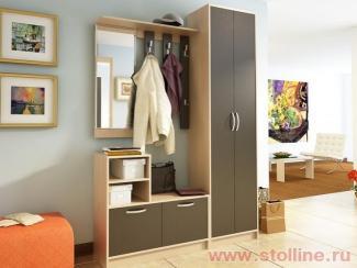 Прихожая Лофт - Мебельная фабрика «Столлайн»
