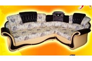 Стильный диван Фрегат 2 - Мебельная фабрика «Натали»