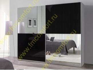Новый шкаф-купе Палермо - Мебельная фабрика «Комфорт»