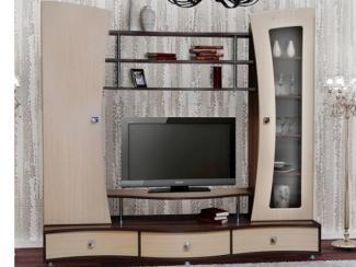 Гостиная стенка ВОЛНА - Мебельная фабрика «Радо»