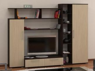 Гостиная стенка Верона М - Мебельная фабрика «Мебель плюс»