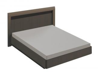 Кровать двухспальная с подъемным механизмом (коллекция Кальяри) - Мебельная фабрика «Стайлинг»