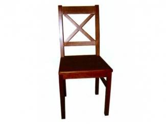 Коричневый стул Тауэр-009 - Мебельная фабрика «Ногинская фабрика стульев»