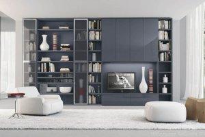 Горка Мемфис для гостиной - Мебельная фабрика «Триана»