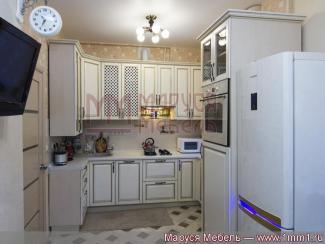 Кухня угловая Кантри массив - Мебельная фабрика «Маруся мебель»