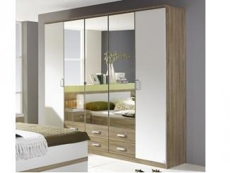 Шкаф распашной в спальную комнату - Мебельная фабрика «Мебель Тек», г. Пенза