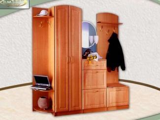 Прихожая Топаз 2 (МДФ) - Мебельная фабрика «Элна»
