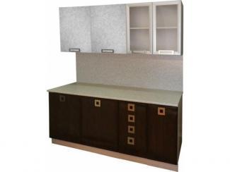Кухня прямая Флоренция венге - Мебельная фабрика «Техсервис»
