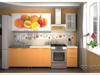 Кухонный гарнитур Фотофасад  - Мебельная фабрика «РиИКМ», г. Пенза