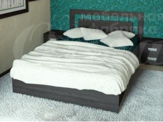 Двуспальная кровать Тандем