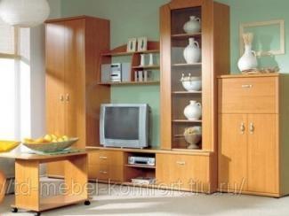 Гостиная стенка Изольда - Мебельная фабрика «Мебель-комфорт», г. Березовский