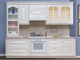 Красивая кухня Перламутр  - Мебельная фабрика «Астмебель»