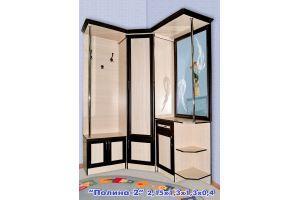 Прихожая Полина 2 - Мебельная фабрика «Колибри»