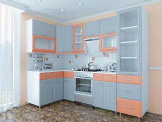 Кухня угловая «Марта 3.1 (МДФ П)» - Мебельная фабрика «Лагуна»