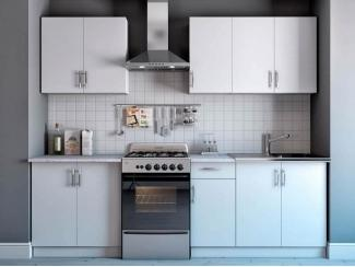 Кухонный гарнитур ЛДСП белый - Мебельная фабрика «Вся Мебель»