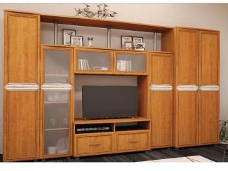 Гостиная Люкс 8  - Мебельная фабрика «Кухни Заречного»