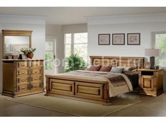 Спальный гарнитур Флоренция - Мебельная фабрика «Муром-мебель»