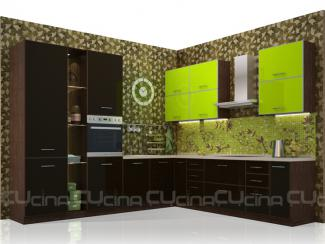 Кухонный гарнитур «Пласидо» - Мебельная фабрика «Cucina»