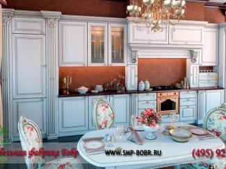 «Джулия» в дворцовом стиле - Мебельная фабрика «Бобр»