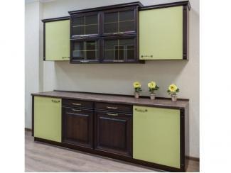 Кухня прямая Клара - Мебельная фабрика «Rits»