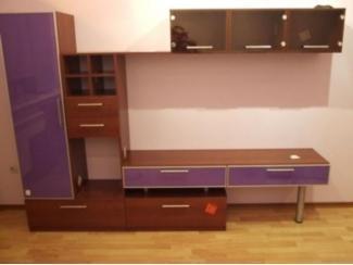 Гостиная стенка Виола - Мебельная фабрика «Нэнси»