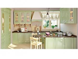 Кухня Агата эмаль - Мебельная фабрика «Кухни Медынь»