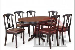 Обеденная группа стол и стул ЛУКАС - Мебельная фабрика «ВМК-Шале»