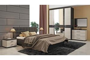 Спальный гарнитур «Сити» - Мебельная фабрика «ТриЯ»