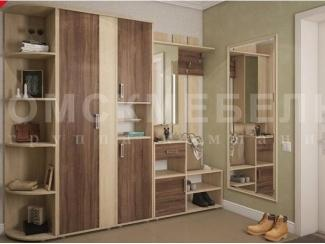 Прихожая модульная Порту - Мебельная фабрика «Омскмебель»