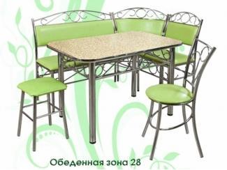 Обеденная группа 28 - Мебельная фабрика «Кристалл»